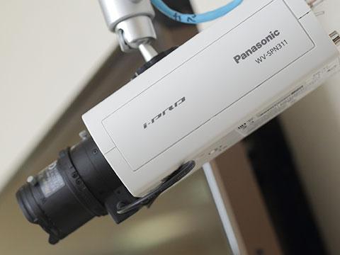 パナソニック製セキュリティカメラをお値打ちに提供