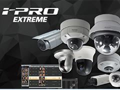 高解像度・高画質ネットワークカメラシステム