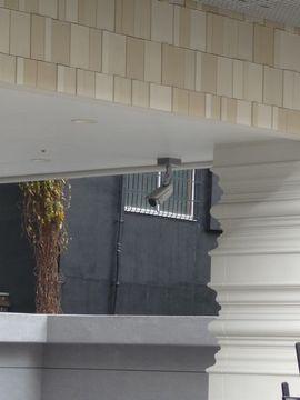 屋外ハウジング一体型カメラ導入
