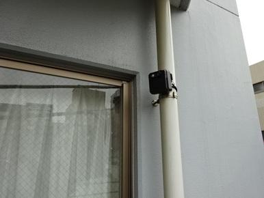 某賃貸マンション 個人向け簡易乾電池カメラ