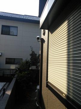 裏口・窓などを監視